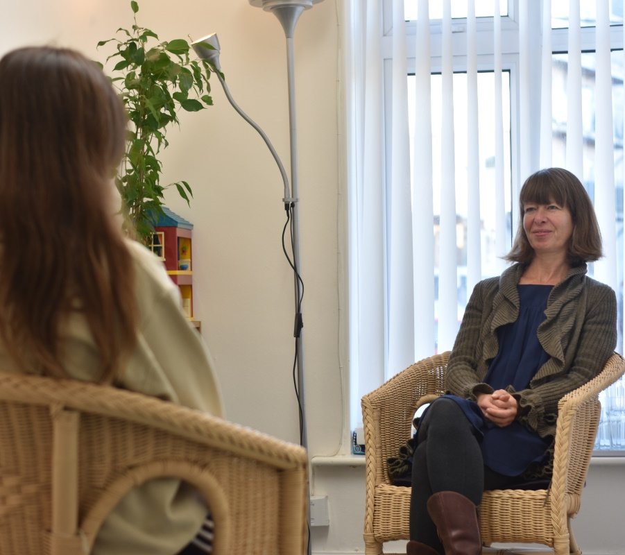 Consultation with Emily Burns Child Therapy